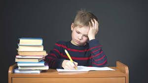 Dificultats a l'hora de fer els deures