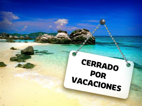 Vacaciones y tratamientos