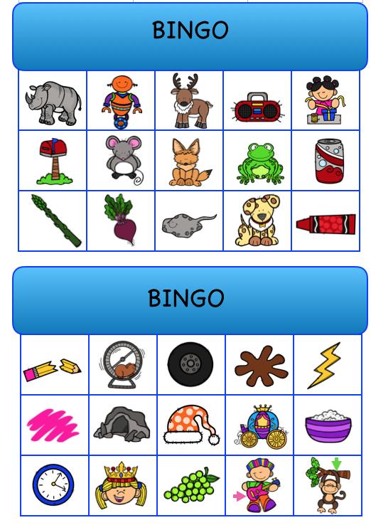 Bingo R